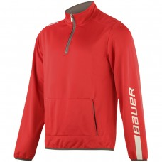 Bauer EU TEAM JOGGING TOP SR - RED