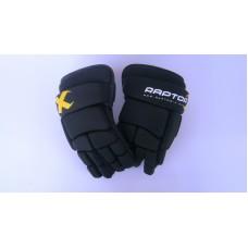 Raptor-X rukavice na hokejbal BLK