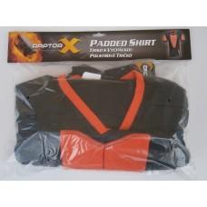 Raptor-X polstrované tričko JR ORANGE/BLK
